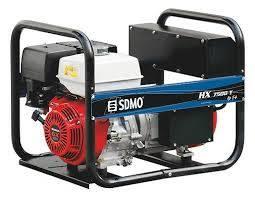 SDMO_HX7500_Stromerzeuger